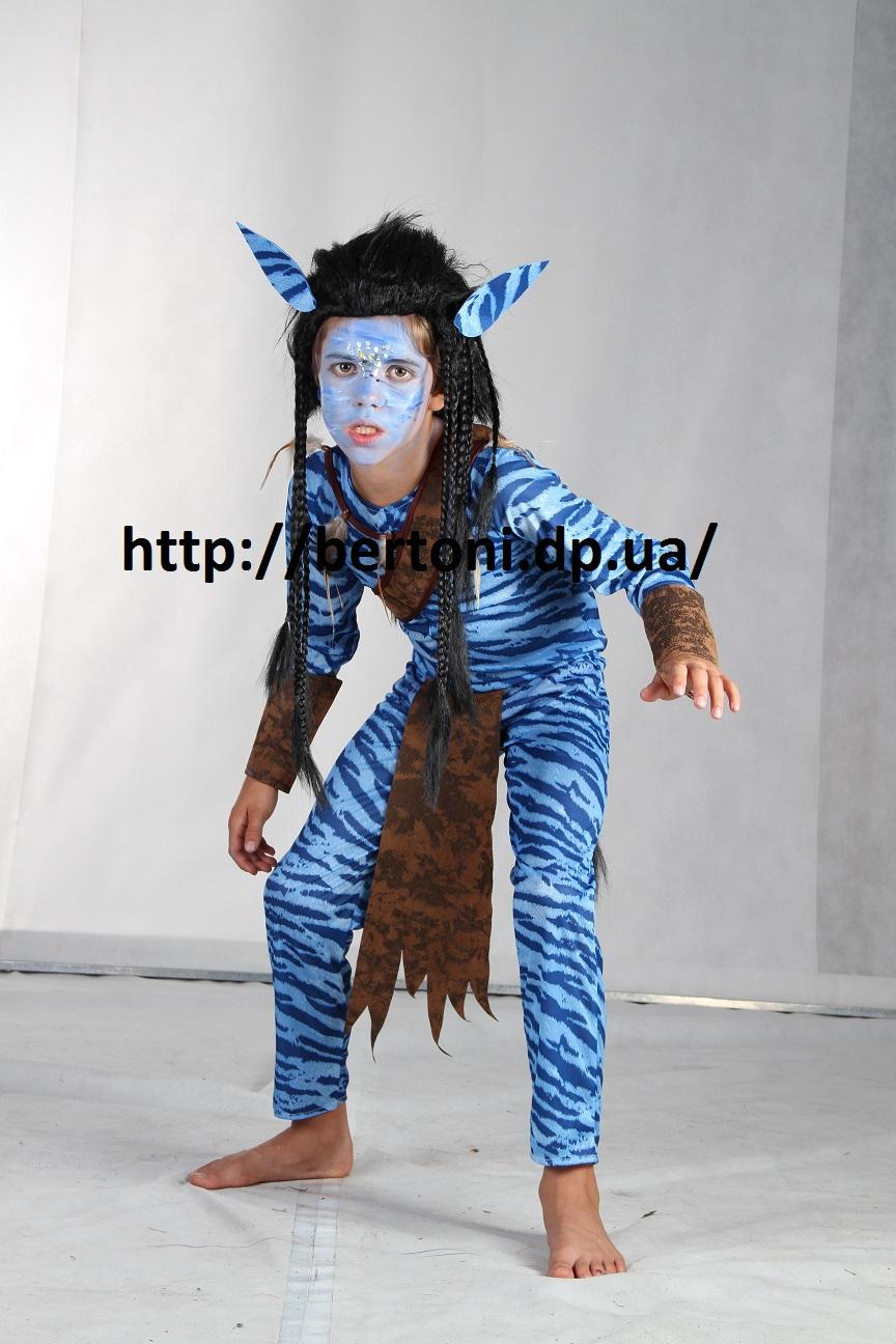 Новогодние костюмы аватар своими руками