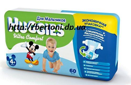 Детские памперсы Huggies Ultra Comfort 4+ (10-16 кг) для мальчиков Mega  Pack 60 шт – это новинка на рынке памперсов, которую оценил уже весь мир  Huggies ... 8076b468e84