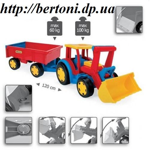 игры для мальчиков ездить на тракторах