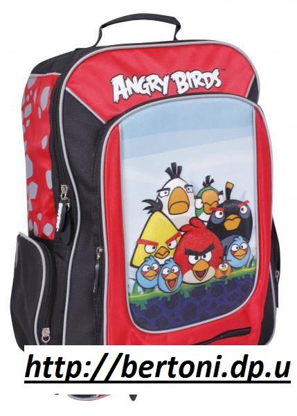Рюкзак angry birds 26 35 16 см 2 отделения рюкзаки deuter новая коллекция